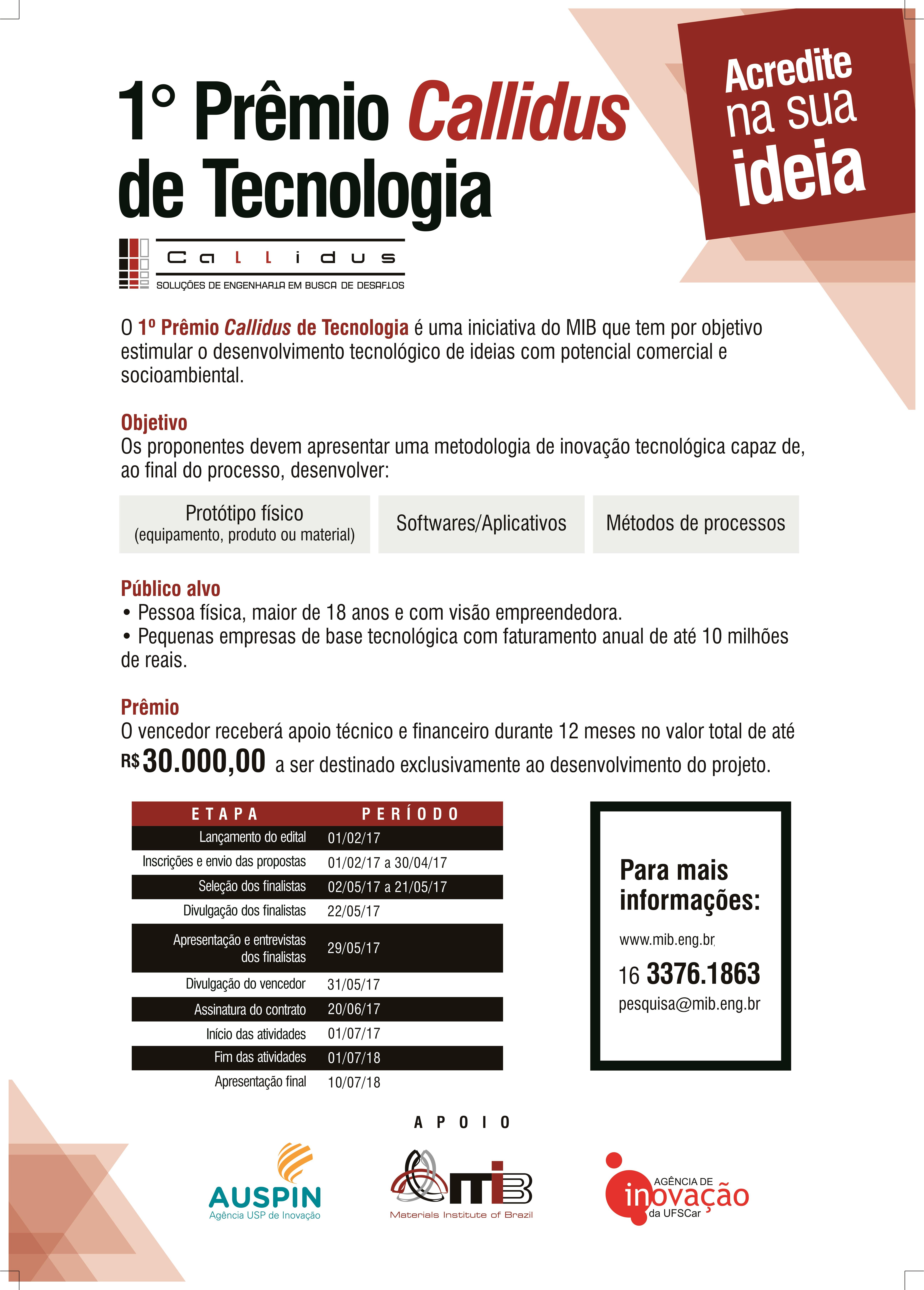 1º Prêmio Callidus de Tecnologia (1)